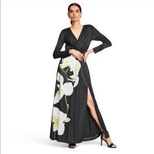 Altuzarra Orchid Maxi Dress Sz XL